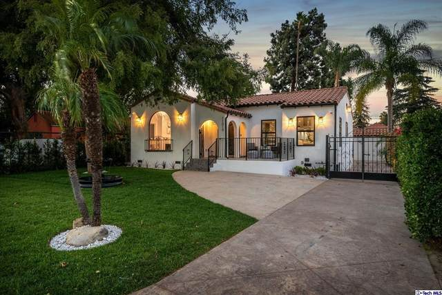 11019 Hortense Street, Toluca Lake, CA 91602 (#320008071) :: RE/MAX Empire Properties