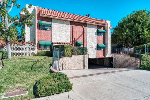 419 Fairview Avenue J, Arcadia, CA 91007 (#AR21229191) :: Blake Cory Home Selling Team