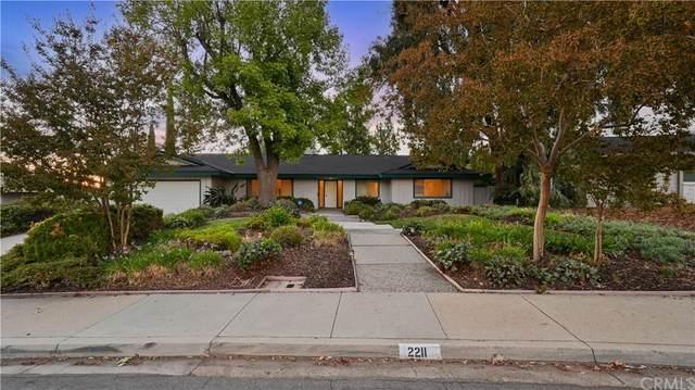 2211 N La Paz Drive, Claremont, CA 91711 (#CV21229160) :: RE/MAX Empire Properties