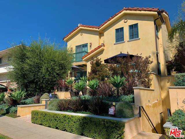 851 19Th Street #102, Santa Monica, CA 90403 (#21795108) :: RE/MAX Masters