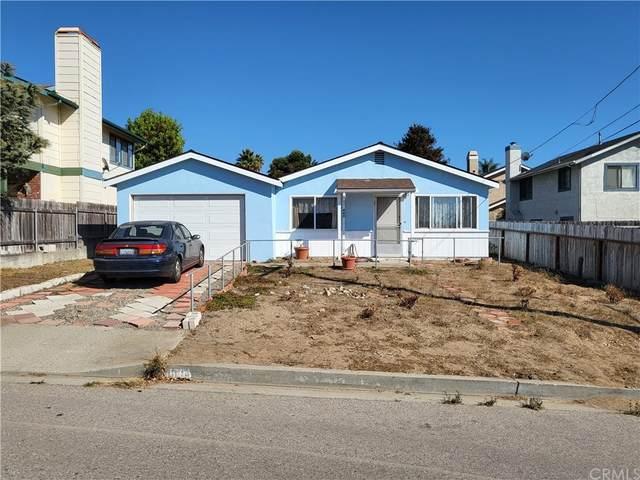 460 N 1st Street, Grover Beach, CA 93433 (#PI21229347) :: Legacy 15 Real Estate Brokers