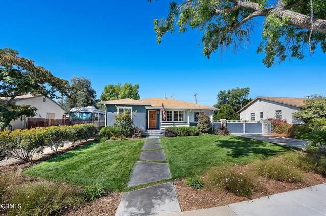 127 Piedmont Avenue, Claremont, CA 91711 (#P1-7102) :: Corcoran Global Living