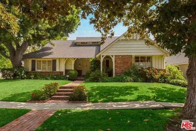 3100 Cavendish Drive, Los Angeles (City), CA 90064 (#21795812) :: Blake Cory Home Selling Team