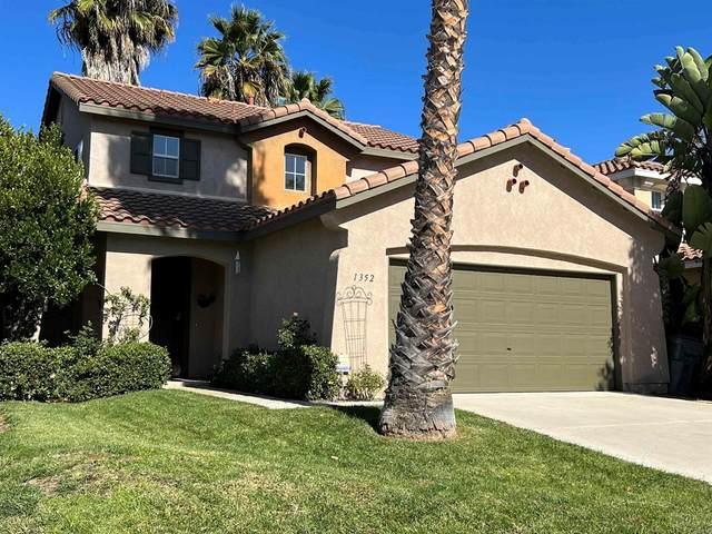 1352 Avenida Pantera, San Marcos, CA 92069 (#NDP2111803) :: Murphy Real Estate Team
