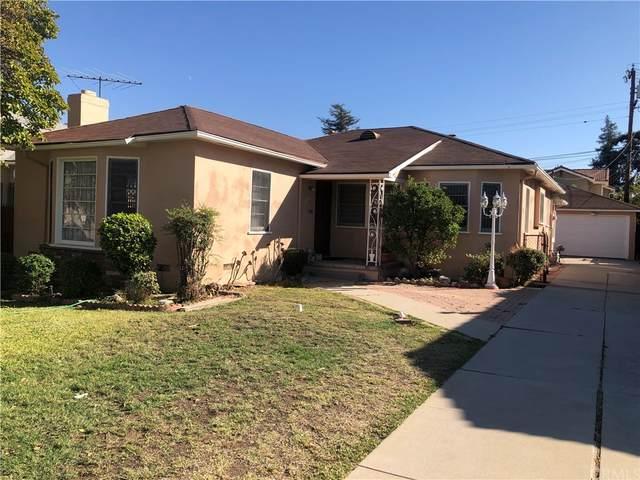 106 E Linda Vista Avenue, Alhambra, CA 91801 (#AR21229193) :: Blake Cory Home Selling Team