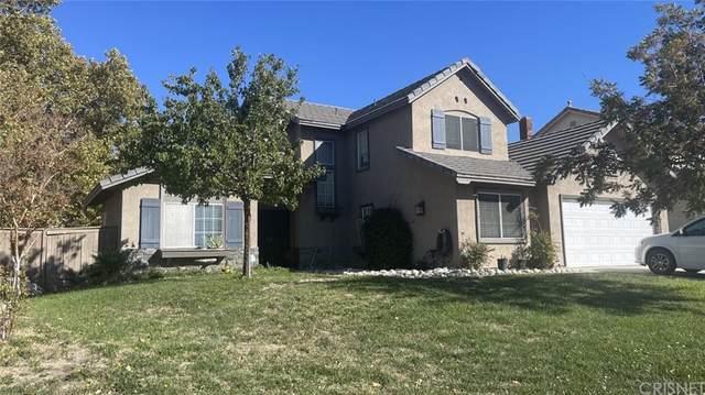 40438 Gorham Lane, Palmdale, CA 93551 (#SR21229195) :: Z REALTY