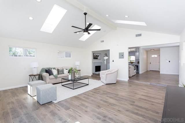 6575 Oakridge Rd, San Diego, CA 92120 (#210029030) :: Blake Cory Home Selling Team