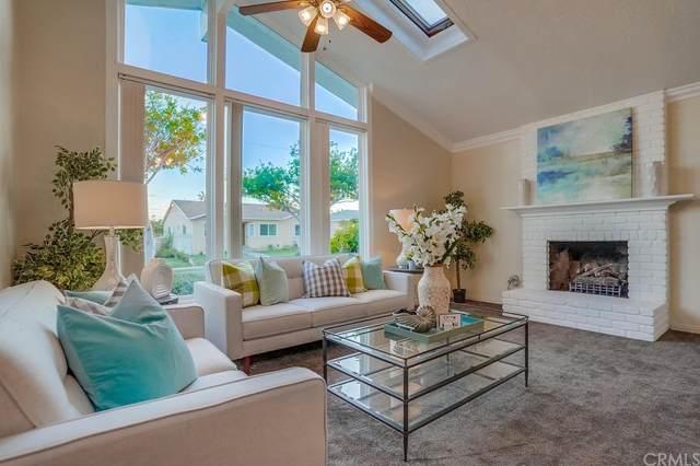 3721 W 181st Street, Torrance, CA 90504 (#SB21217660) :: RE/MAX Empire Properties