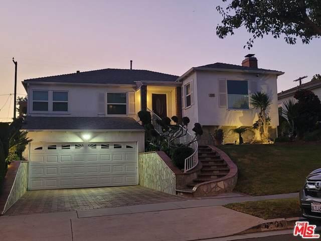 4591 Northridge Drive, Los Angeles (City), CA 90043 (#21795882) :: The M&M Team Realty