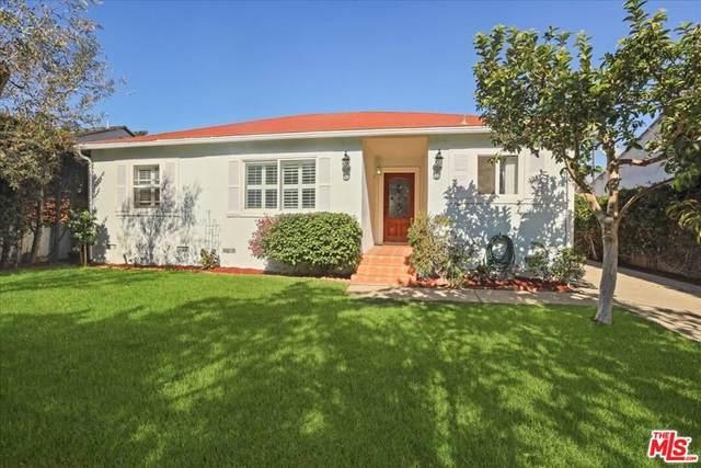 3345 Virginia Avenue, Santa Monica, CA 90404 (#21795884) :: McKee Real Estate Group Powered By Realty Masters & Associates