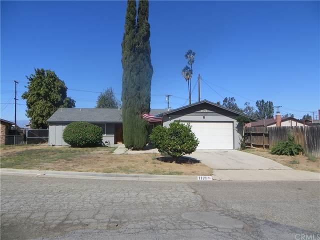 1171 Carthay Drive, Norco, CA 92860 (#OC21229386) :: Blake Cory Home Selling Team