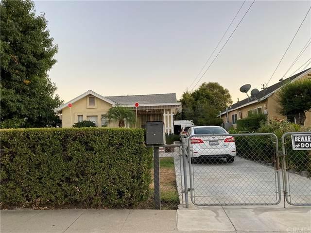 406 W Bencamp Street, San Gabriel, CA 91776 (#AR21229394) :: Cochren Realty Team | KW the Lakes
