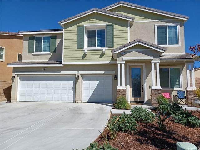 30340 Goldenrain Drive, Menifee, CA 92584 (#CV21226834) :: The M&M Team Realty