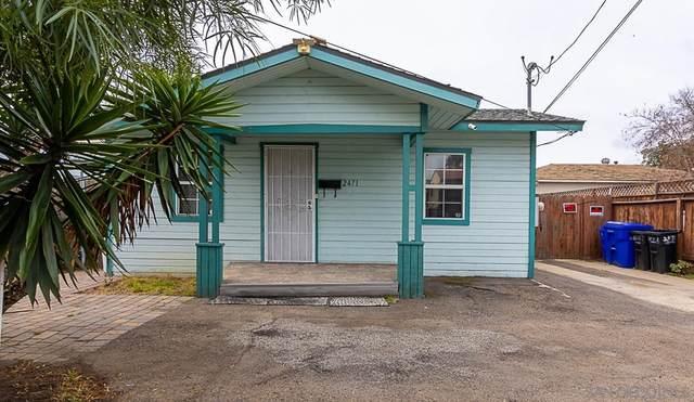 2471 Jefferson St, San Diego, CA 92110 (#210029033) :: Zutila, Inc.