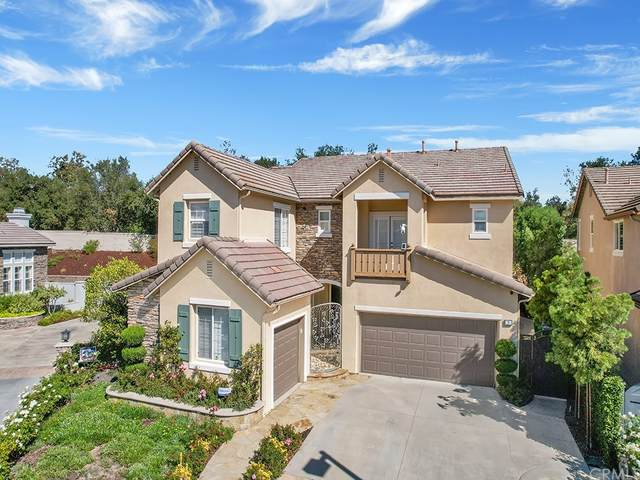 1 Ginger Lily Court, Coto De Caza, CA 92679 (#OC21229350) :: Murphy Real Estate Team