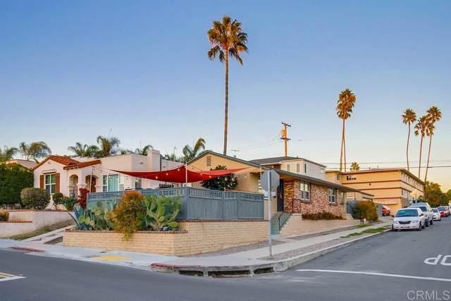 3418 3420 Thorn St, San Diego, CA 92104 (#NDP2111808) :: Blake Cory Home Selling Team
