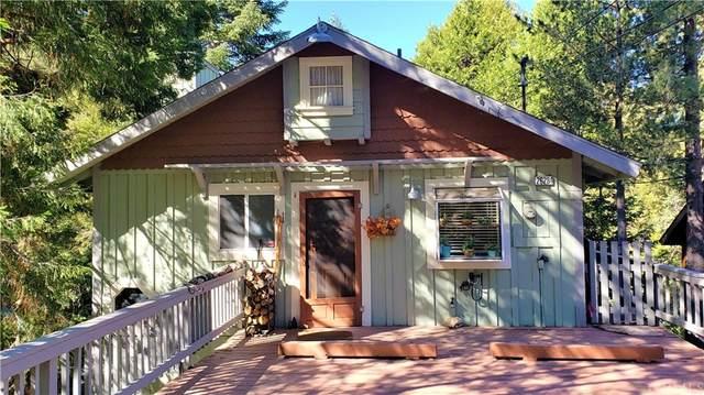 26284 Lake Forest Drive, Twin Peaks, CA 92391 (#CV21228749) :: Blake Cory Home Selling Team