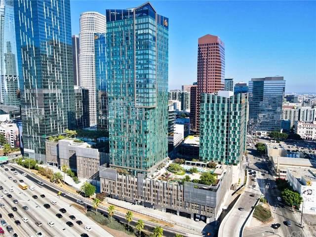 889 Francisco Street #1807, Los Angeles (City), CA 90017 (#WS21224716) :: The M&M Team Realty