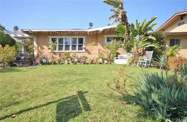 215 S Cordova Street, Alhambra, CA 91801 (#AR21229415) :: Blake Cory Home Selling Team