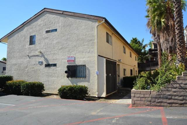 3778 50th Street #17, San Diego, CA 92105 (#210029040) :: Zutila, Inc.