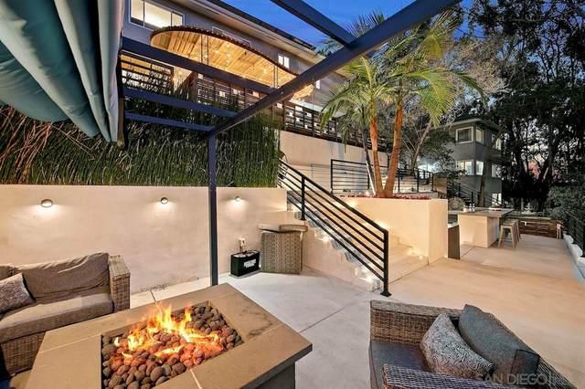 2816 Hawthorn St, San Diego, CA 92104 (#210029041) :: Blake Cory Home Selling Team