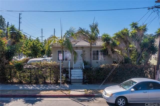 4061 Wadsworth Avenue, Los Angeles (City), CA 90011 (#SR21229411) :: The Kohler Group