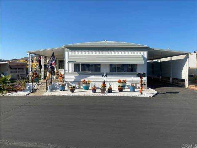 12220 5th St #143, Yucaipa, CA 92399 (#EV21229420) :: McKee Real Estate Group Powered By Realty Masters & Associates