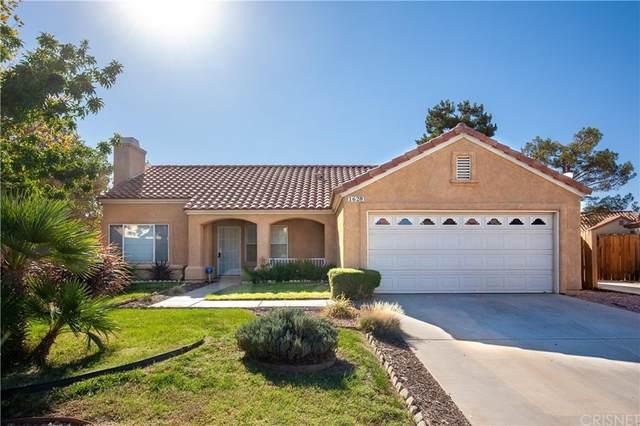 1628 Kings Road, Palmdale, CA 93551 (#SR21229389) :: The M&M Team Realty