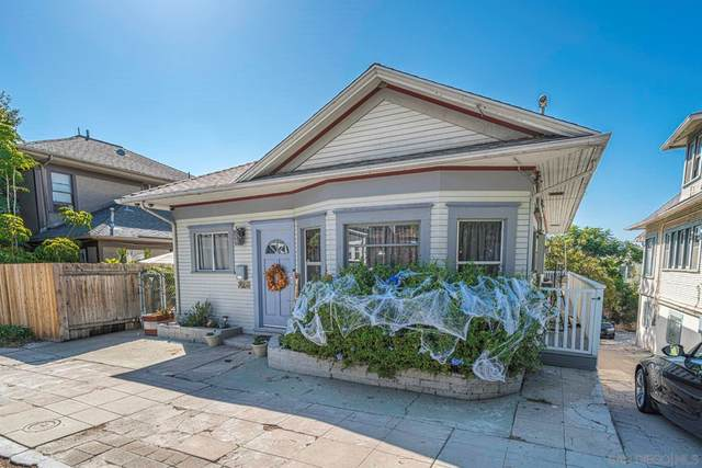 926 23rd St, San Diego, CA 92102 (#210029042) :: Blake Cory Home Selling Team