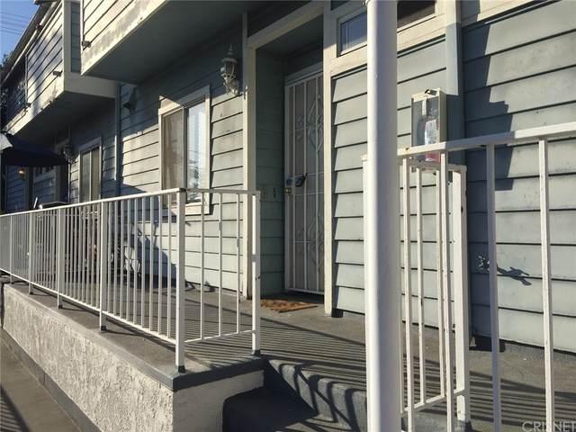 5324 Kester Avenue #6, Sherman Oaks, CA 91411 (#SR21197043) :: The M&M Team Realty