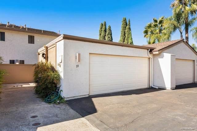 6050 Henderson Drive #22, La Mesa, CA 91942 (#PTP2107262) :: RE/MAX Empire Properties