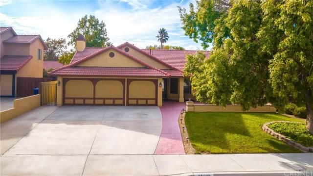 37523 Oak Hill Street, Palmdale, CA 93552 (#SR21221506) :: Z REALTY