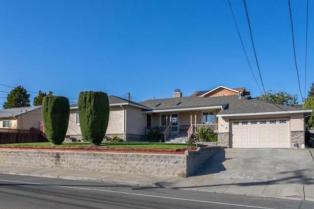 4518 Heyer Avenue, Castro Valley, CA 94546 (#ML81867058) :: Necol Realty Group