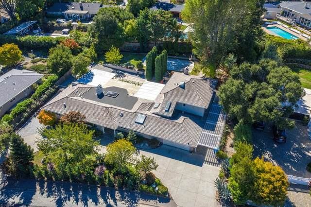 485 Barbara Way, Hillsborough, CA 94010 (#ML81867060) :: Necol Realty Group