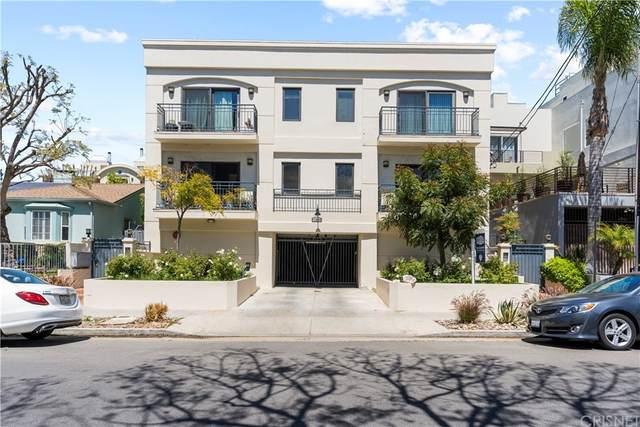 11855 Laurelwood Drive #3, Studio City, CA 91604 (#SR21229368) :: RE/MAX Empire Properties