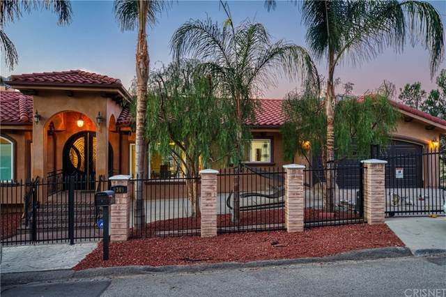 9369 Hillrose Street, Shadow Hills, CA 91040 (#SR21229472) :: Robyn Icenhower & Associates