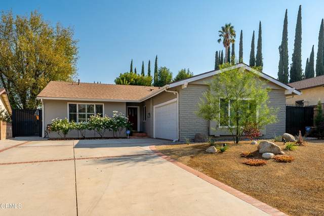 17250 Tennyson Place, Granada Hills, CA 91344 (#V1-8954) :: Blake Cory Home Selling Team