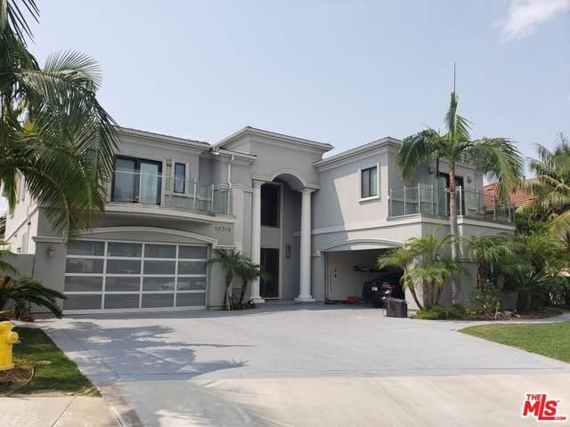 16312 Aurora Crest Drive, Whittier, CA 90605 (#21795926) :: Blake Cory Home Selling Team