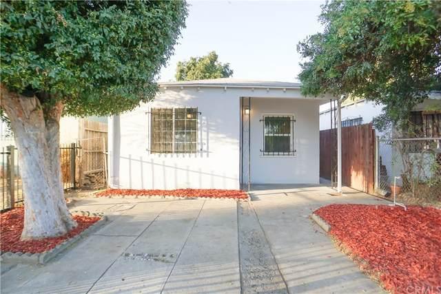 1755 E 106th Street, Los Angeles (City), CA 90002 (#EV21229234) :: Zutila, Inc.