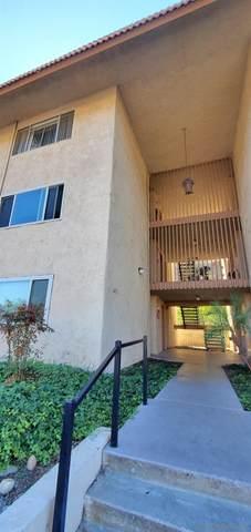 6851 Alvarado Road #7, San Diego, CA 92120 (#210029055) :: Blake Cory Home Selling Team