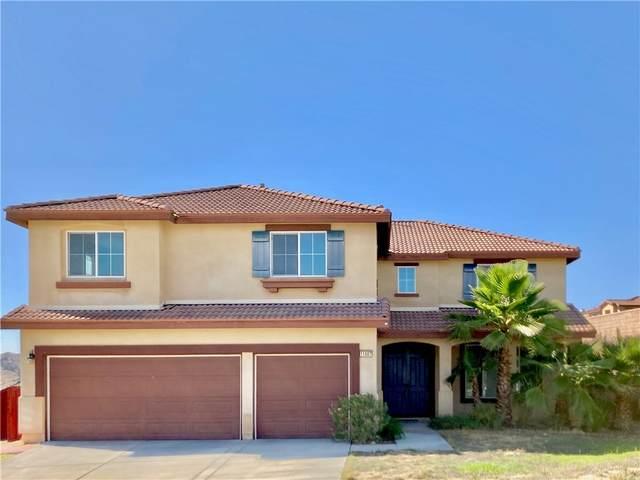 11487 Demaret Drive, Beaumont, CA 92223 (#EV21229316) :: A|G Amaya Group Real Estate
