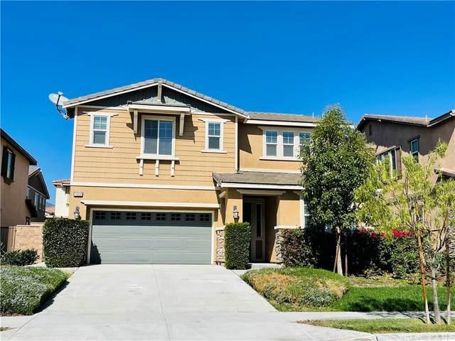 15930 Chorus Lane, Fontana, CA 92336 (#WS21228674) :: The Laffins Real Estate Team