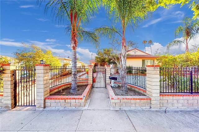 9919 Arleta Avenue, Arleta, CA 91331 (#SR21229489) :: Blake Cory Home Selling Team