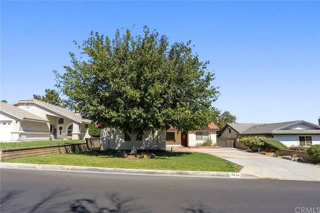 17814 Sunburst Drive, Victorville, CA 92395 (#IG21229097) :: The Laffins Real Estate Team