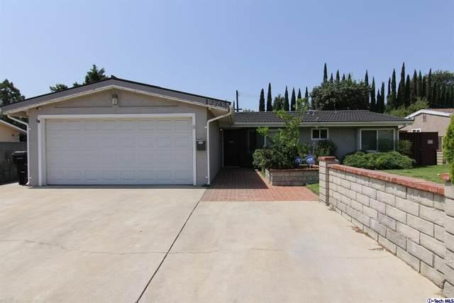 12743 Fenton Avenue, Sylmar, CA 91342 (#320008074) :: Blake Cory Home Selling Team