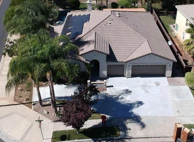 33617 Shamrock Lane, Murrieta, CA 92563 (#PTP2107267) :: Cochren Realty Team | KW the Lakes