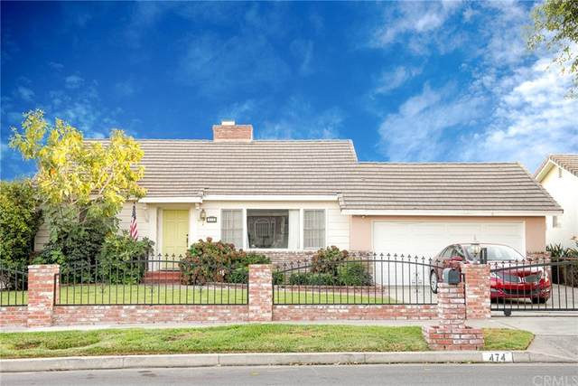 474 W Camino Real Avenue, Arcadia, CA 91007 (#AR21228647) :: The M&M Team Realty