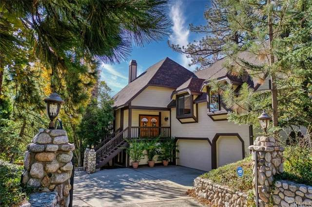 27875 N Bay Road, Lake Arrowhead, CA 92352 (#EV21227280) :: The Laffins Real Estate Team
