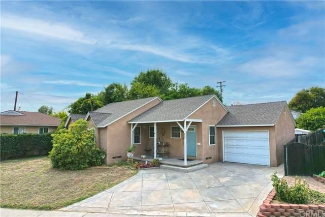 539 Magnolia Avenue, Brea, CA 92821 (#PW21229426) :: Mark Nazzal Real Estate Group