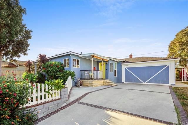 16709 Elgar Avenue, Torrance, CA 90504 (#SB21225787) :: RE/MAX Empire Properties